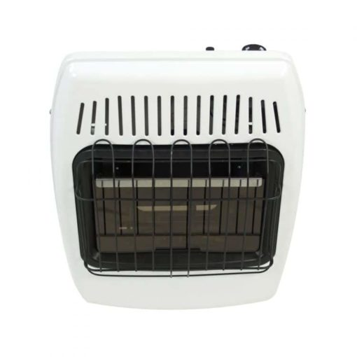 BF10NMDG Dyna-Glo 10,000 BTU Natural Gas Blue Flame Vent Free Wall Heater font