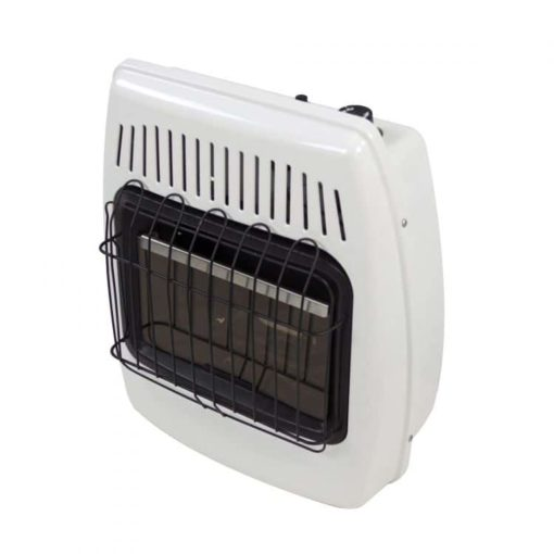 BF10NMDG Dyna-Glo 10,000 BTU Natural Gas Blue Flame Vent Free Wall Heater profile