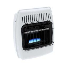 BF10PMDG Dyna-Glo 10,000 BTU Liquid Propane Blue Flame Vent Free Wall Heater 2