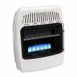 BF20NMDG Dyna-Glo 20,000 BTU Natural Gas Blue Flame Vent Free Wall Heater 2