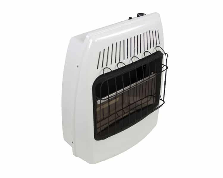 Renewed Dyna-Glo BF20NMDG 20,000 BTU Natural Gas Blue Flame Vent Free Wall Heater