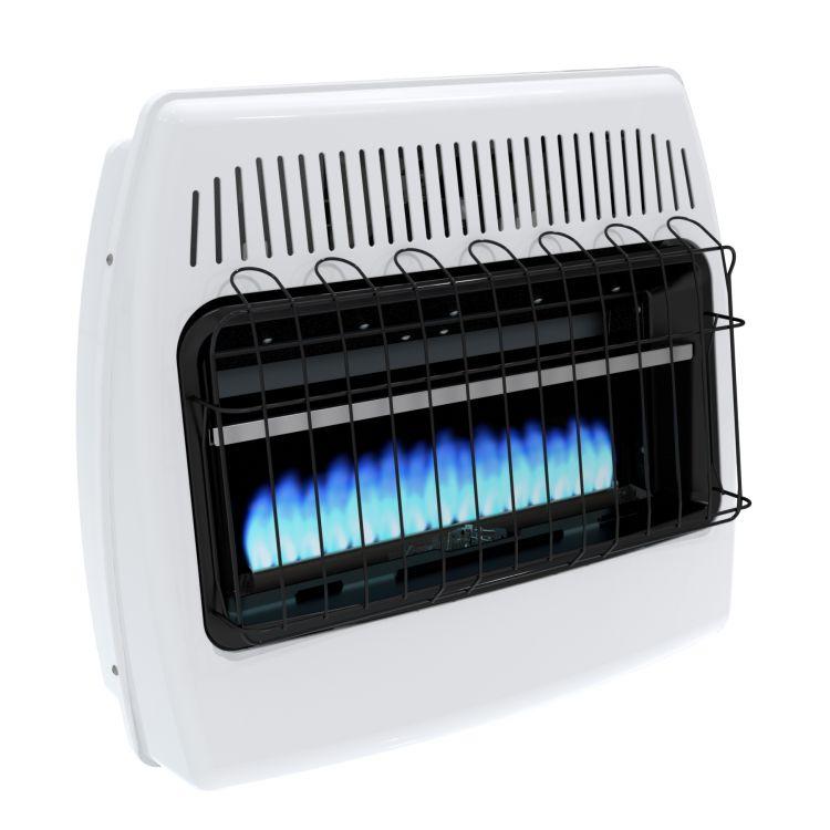BF30PMDG Dyna-Glo 30,000 BTU Liquid Propane Blue Flame Vent Free Wall Heater product