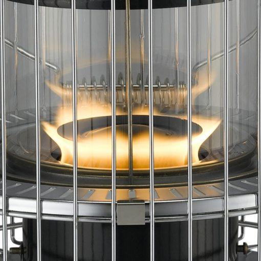 Dyna-Glo 10.5K BTU Indoor Kerosene Convection Heater WK11C8-heat