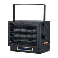 Dyna-Glo EG7500DH Dual Heat 7500W Electric Garage Heater -angle
