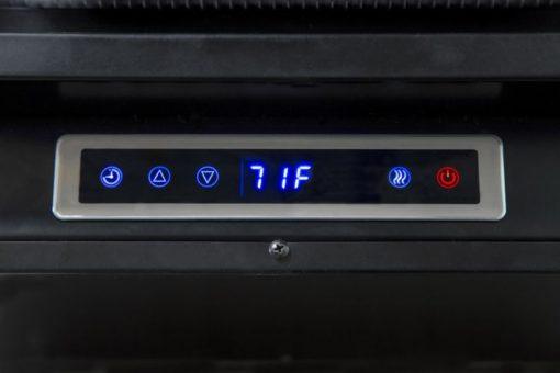 Dyna-Glo EG7500DH Dual Heat 7500W Electric Garage Heater - digital display