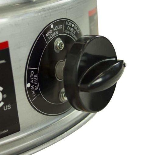 Dyna-Glo RA125LPDGD Delux 50K - 125K LP Radiant Heater - control