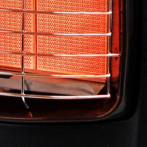Dyna-Glo RA18LPDG 18,000 BTU LP Cabinet Heater-grill