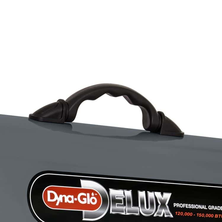 Dyna-Glo RMC-FA150DGD Delux 120K - 150K BTU LP Forced Air Heater - handle