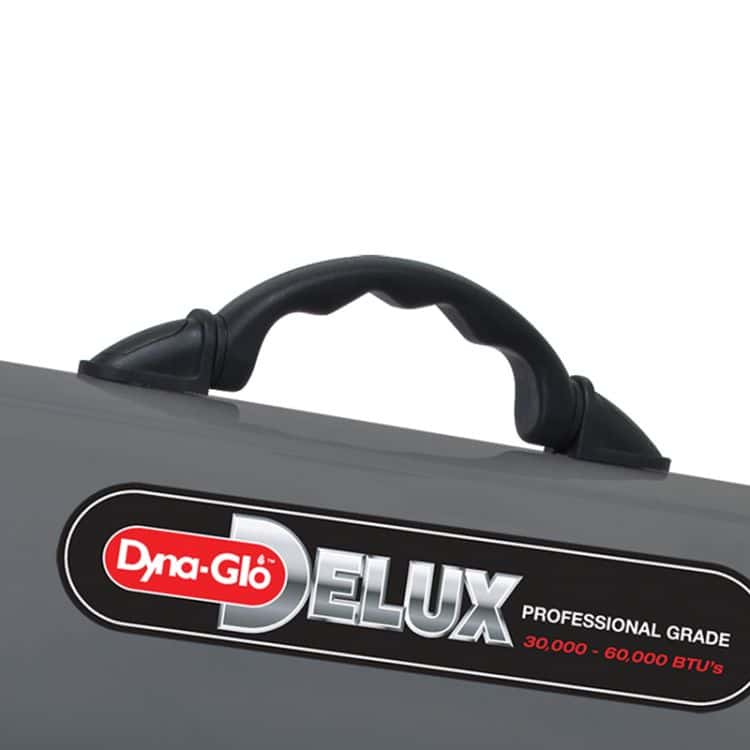 Dyna-Glo RMC-FA60DGD Delux 30K - 60K BTU LP Forced Air Heater-handle