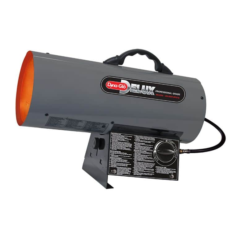 Dyna-Glo RMC-FA60DGD Delux 30K - 60K BTU LP Forced Air Heater