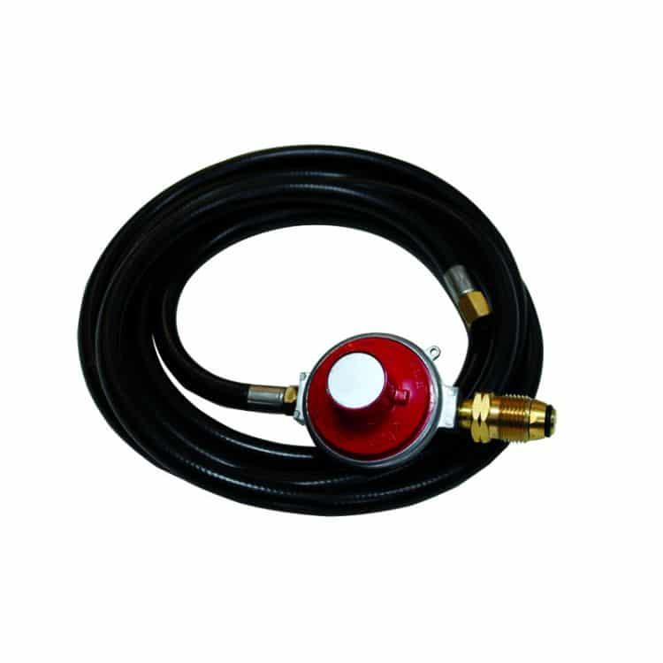 Dyna-Glo RMC-LPC200DG 200,000 BTU LP Convection Heater - hose