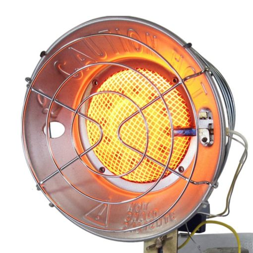 Dyna-Glo TT30CDGP 30,000 BTU LP Tank Top Heater - closeup