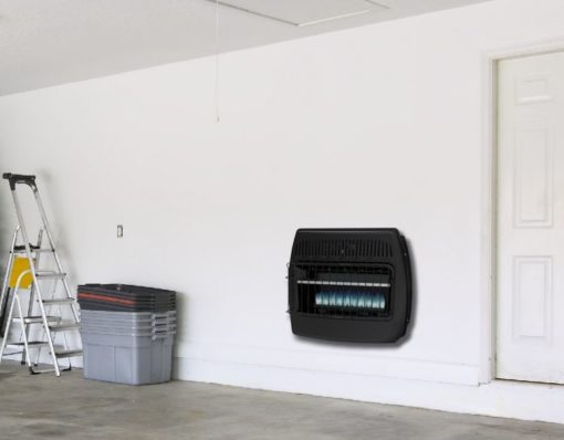 GBF30DTDG-2 Dyna-Glo 30,000 BTU Blue Flame Vent Free Garage Heater - lifestyle