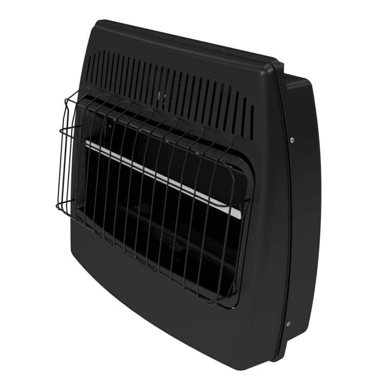 GBF30DTDG-2 Dyna-Glo 30,000 BTU Blue Flame Vent Free Garage Heater side