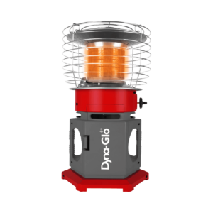 HA2360BK - Dyna-Glo HeatAround 360 Elite Red