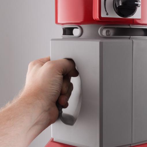 HA2360BK - Dyna-Glo HeatAround 360 Elite Red- big handles