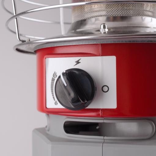 HA2360BK - Dyna-Glo HeatAround 360 Elite Red - ignition