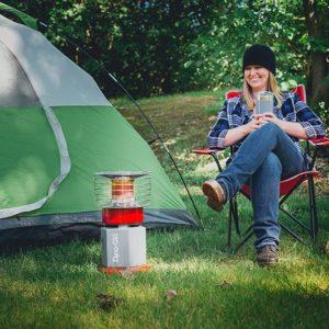 HA1360BK Dyna-Glo HeatAround 360 Black - Camping