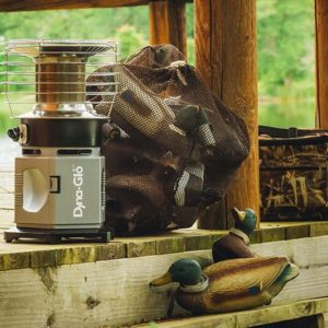 HA1360BK Dyna-Glo HeatAround 360 Black - Hunting