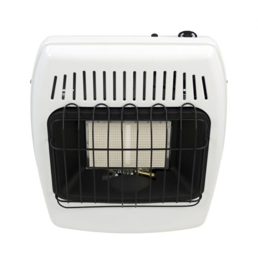 IR12NMDG-1 Dyna-Glo 12,000 BTU Natural Gas Infrared Vent Free Wall Heater front