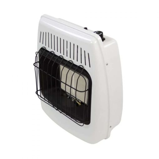 IR12NMDG-1 Dyna-Glo 12,000 BTU Natural Gas Infrared Vent Free Wall Heater side