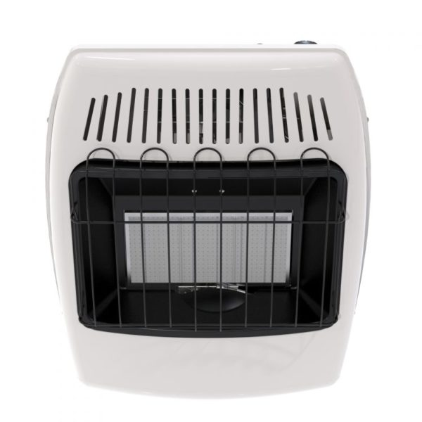 IR18NMDG-1 Dyna-Glo 18,000 BTU Natural Gas Infrared Vent Free Wall Heater front