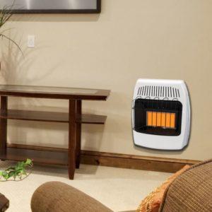 IR18NMDG-1 Dyna-Glo 18,000 BTU Natural Gas Infrared Vent Free Wall Heater - lifestylew