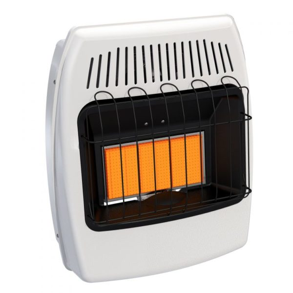 IR18NMDG-1 Dyna-Glo 18,000 BTU Natural Gas Infrared Vent Free Wall Heater product