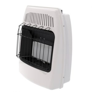 IR18NMDG-1 Dyna-Glo 18,000 BTU Natural Gas Infrared Vent Free Wall Heater side