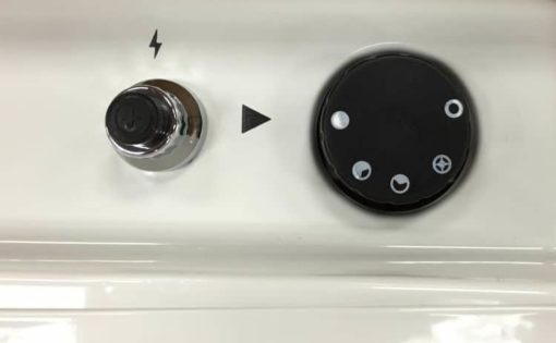 IR18PMDG-1 Dyna-Glo 18,000 BTU Liquid Propane Infrared Vent Free Wall Heater ignition