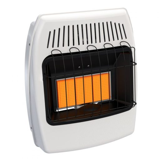 IR18PMDG-1 Dyna-Glo 18,000 BTU Liquid Propane Infrared Vent Free Wall Heater - product
