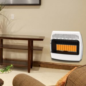 IR30NMDG-1 Dyna-Glo 30,000 BTU Natural Gas Vent Free Infrared Wall Heater - lifestyle