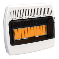 IR30NMDG-1 Dyna-Glo 30,000 BTU Natural Gas Vent Free Infrared Wall Heater - product