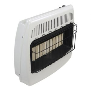 IR30NMDG-1 Dyna-Glo 30,000 BTU Natural Gas Vent Free Infrared Wall Heater side