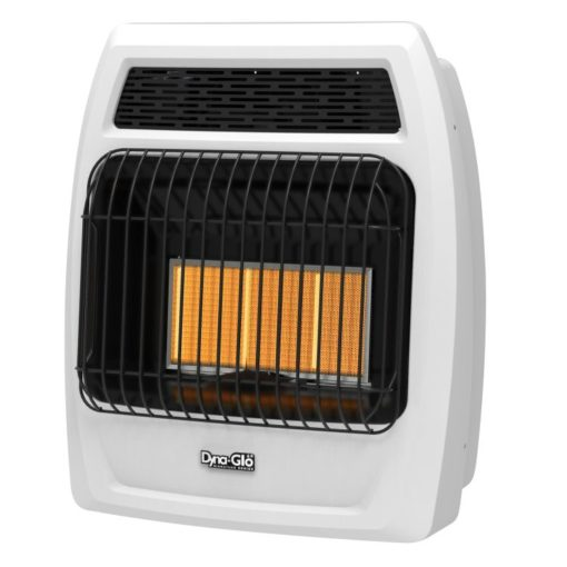 IRSS18NGT-2N Dyna-Glo 18K BTU NG Infrared Vent Free T-stat Wall Heater 2