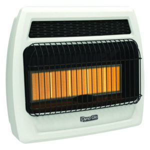 LP Gas Infrared Wall Heaters