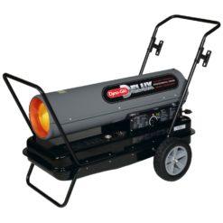 Dyna-Glo Delux KFA180DGD 140K or 180K BTU Kerosene Forced Air Heater