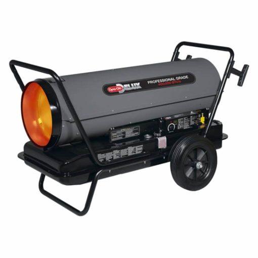 Dyna-Glo Delux KFA400DGD 400,000 BTU Kerosene Forced Air Heater