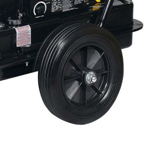 Dyna-Glo Delux KFA400DGD 400,000 BTU Kerosene Forced Air Heater - wheels