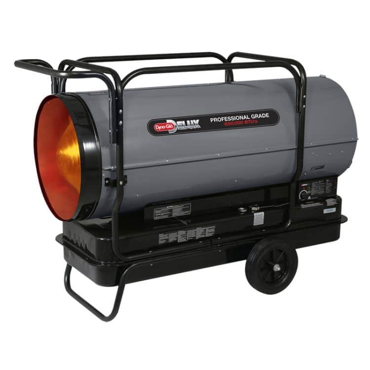 Dyna-Glo Delux KFA650DGD 650,000 BTU Kerosene Forced Air Heater