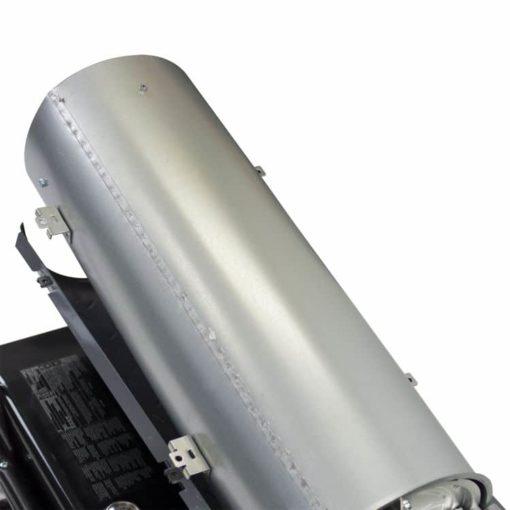 Dyna-Glo Delux KFA80DGD 80K BTU Kerosene Forced Air Heater - insid