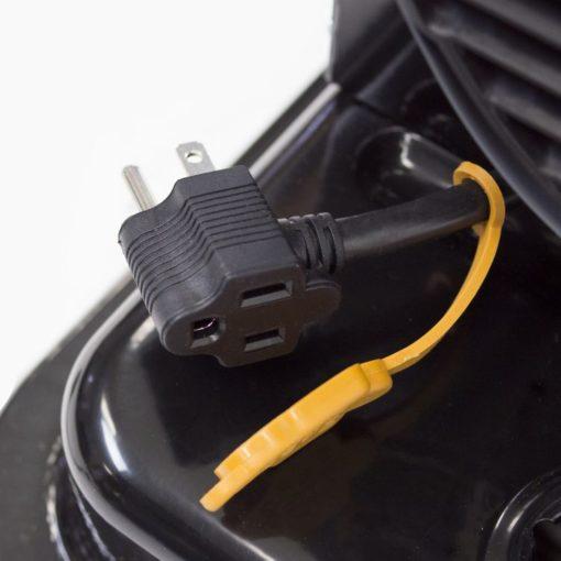 Dyna-Glo Delux KFA80DGD 80K BTU Kerosene Forced Air Heater-power cable