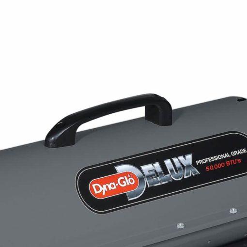 Dyna-Glo KFA50DGD 50,000 BTU Kerosene Forced Air Heater-handle
