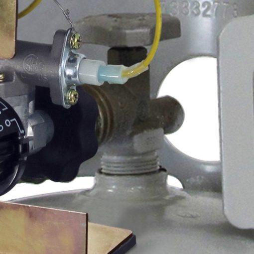 Dyna-Glo TT15CDGP 15,000 BTU LP Tank Top Heater -closeup