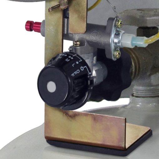 Dyna-Glo TT15CDGP 15,000 BTU LP Tank Top Heater - control