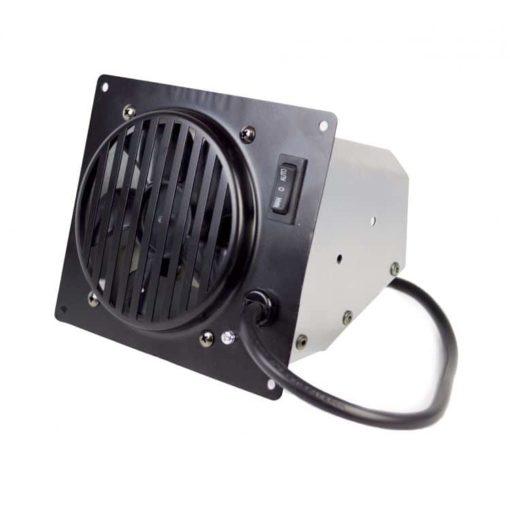 Dyna-Glo Vent-Free Wall Heater Fan - WHF100 - angle