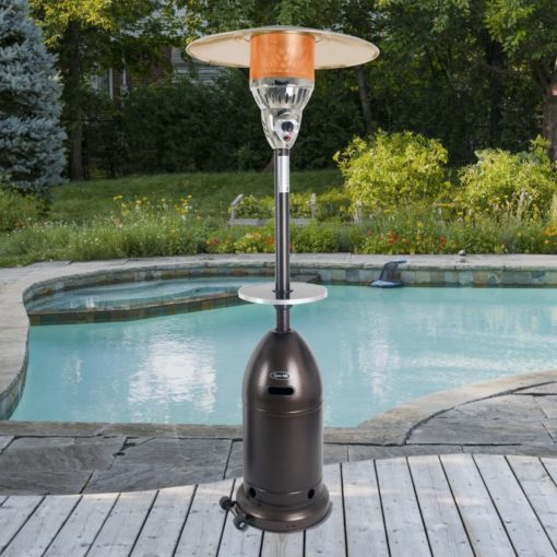 Bronze Table for Patio Heater - DGPH901ATBR 4