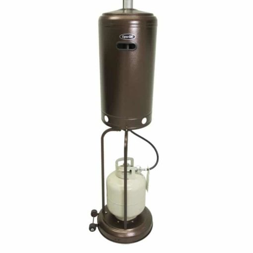 Dyna-Glo 41,000 BTU Deluxe Hammered Bronze Patio Heater - DGPH101BR 6
