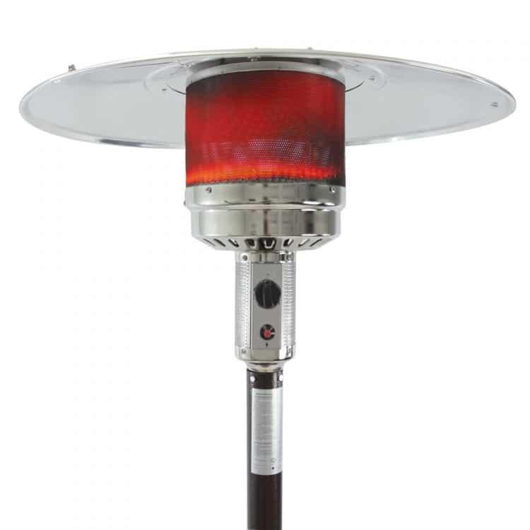Dyna-Glo 41,000 BTU Deluxe Hammered Bronze Patio Heater - DGPH101BR 21