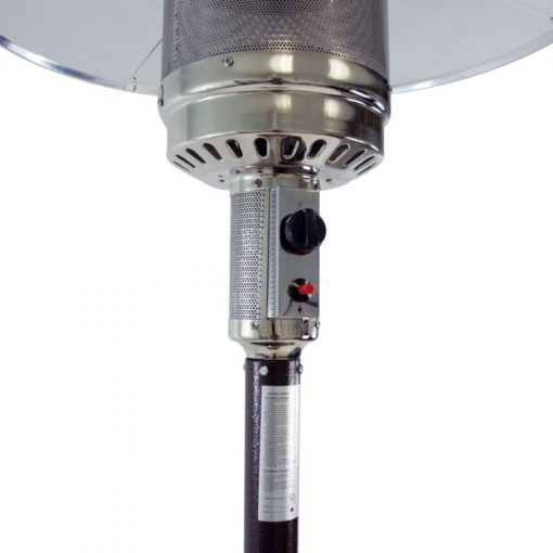Dyna-Glo 41,000 BTU Deluxe Hammered Bronze Patio Heater - DGPH101BR 4